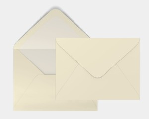 Enveloppe format A5 (162 x 229 mm)