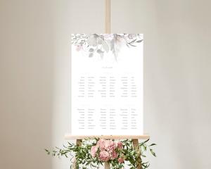 Bloom - Plan de Table 50x70 cm (vertical)