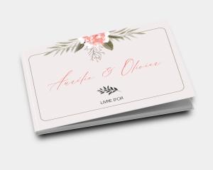 Aurora - Livre d´or mariage