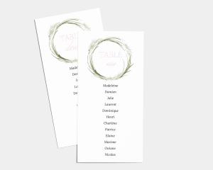 Erba della Pampas - Plan de Table 1 - 10