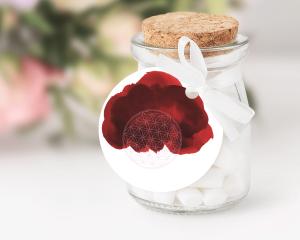 Flower of Life - Pendentif pour cadeau d´invité