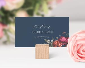 Blooming Botanical - Faire-part mariage petit format