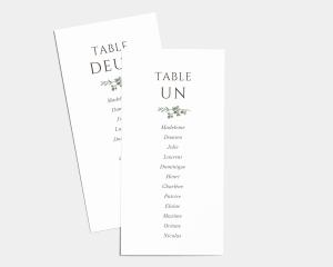 Leafy Hoops - Plan de Table 1 - 10