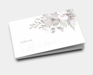Bloom - Livre d´or mariage