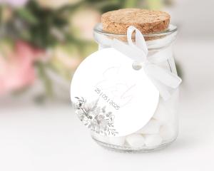Bloom - Pendentif pour cadeau d´invité