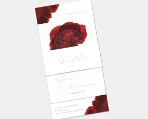 Flower of Life - Faire-Part mariage 3 ensemble