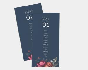 Blooming Botanical - Plan de Table 1 - 10