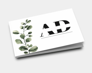 Leafy - Livre d´or mariage