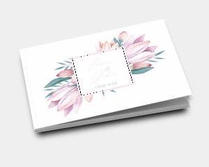 Blumengold - Livre d´or mariage