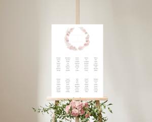 Bohemian - Plan de Table 50x70 cm (vertical)