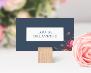 Blooming Botanical - Marque-place mariage