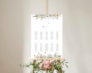 Fairytale - Plan de Table 50x70 cm (vertical)